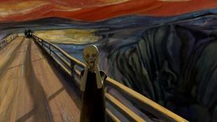 Sebastian Cosor - The Scream