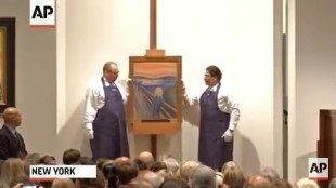 'The Scream' Auctioned for $119.9M in NYC