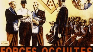 Affiche Forces Occultes