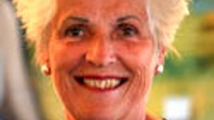 Burgemeester van Bergen Hetty Hafkamp