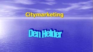 Citymarketing Den Helder