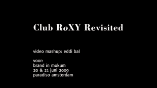Club RoXY Revisited