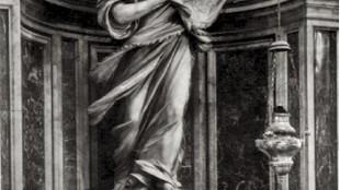 Francesco Mochi - St. Veronica (Rome, St. Pieter)