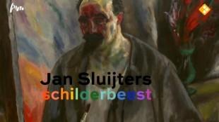 Jan Sluijters, schildersbeest
