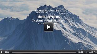Klara - Live: Mount Olympus van Troubleyn | Jan Fabre