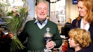 Michiel Wouters is raadslid van het jaar 2015 (foto DHFOTO)