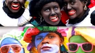 Zwarte & gekleurde Pieten