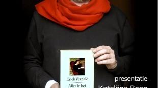 Flyer Eriek Verpale een hommage