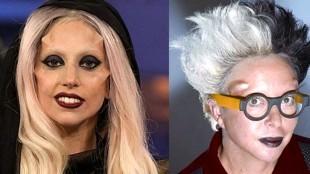 Lady Gaga  & Orlan