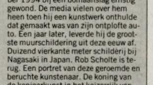 Leidsch Dagblad | 6 augustus 1996 | pagina 7  (7:18)