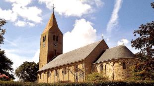Michaëlskerk Oosterland (foto Mike de Westfries)