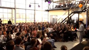 College Tour met Twan Huys te gast bij Studio Roosegaarde (foto Online Galerij)