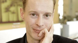 Daan Roosegaarde (foto Dezeen Magazine)