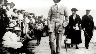 De ex-kroonprins op Wieringen