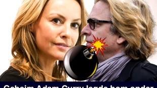 Geheim Adam Curry legde bom onder relatie met Micky