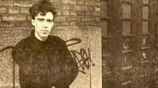 Joost Zwagerman in 1986 (foto Het Nieuwsblad van het Noorden)