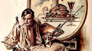 Joseph Christian Leyendecker - My favourite things