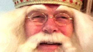 Sinterklaas Peter Reenders (foto Stadspartij Den Helder)