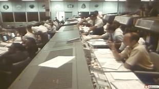 NASA Control Center