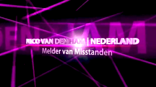 Nico van den Ham Melder van Mistanden