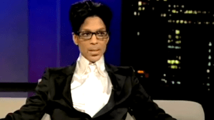 O(+> The Artist Formerly Known as Prince