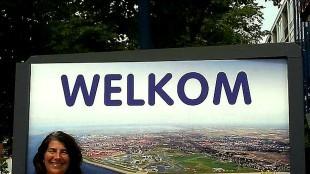 Anke de Vries, de nieuwe citymanager van Den Helder