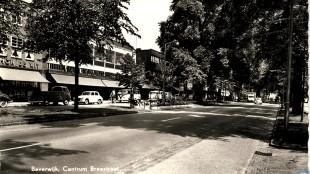 Beverwijk, Centrum Breestraat