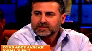 Dyab Abou Jahjah bij Pauw