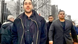 Dyab Abou Jahjah en entourage