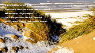 Kust Nu, winter 2014-2016, 4e jaargang VAN DEN HELDER TOT EN MET EGMOND
