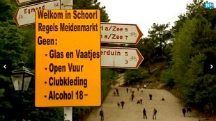 Welkom in Schoorl Regels Meidenmarkt
