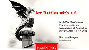 Art Battles with a ©
