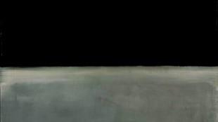 Mark Rothko - Black on grey