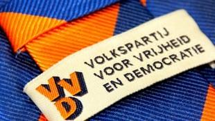 VVD Volkspartij voor Vrijheid en Democratie (foto VVD Den Haag)
