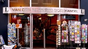 Van der Meulens Boekhandel in Alkmaar