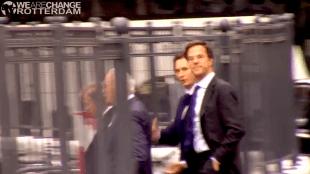 Mark Rutte bij Bilderberg