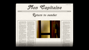 Mon Capitaine Return to Sender