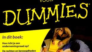 Rob Latten & Piet Landwehr Johan - Ondernemingsraad voor Dummies
