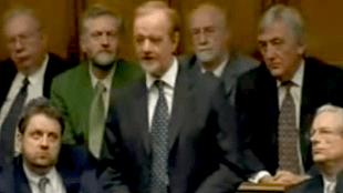 Robin Cook's resignation speech over Iraq war