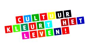 Cultuur kleurt het leven!