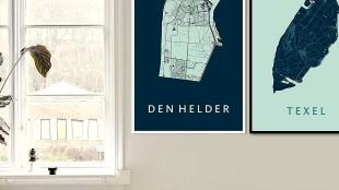 Den Helder Texel (foto kunstinkaart.nl)