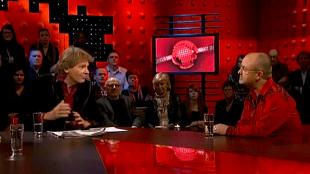 Jacob TV bij DWDD