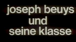 Joseph Beuys und seine Klasse