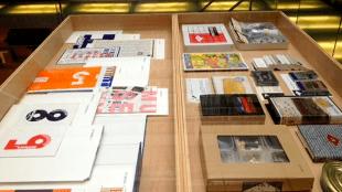 Kunstenaarstijdschriften (foto Van Abbemuseum)