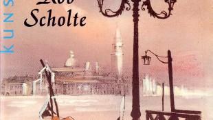 Kunstschrift, 1990, Nr. 3 (omslag met Rob Scholte's Venezia, ook afgebeeld op het omslag van Scholte's Biënnale brochure uit hetzelfde jaar)