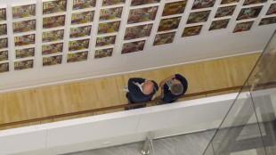 Rob Scholte's Embroidery Show in Museum De Fundatie (foto dAnielle's flow)