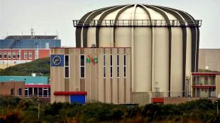De Hoge Flux Reactor in Petten (foto ANP)