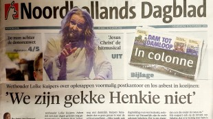 Noordhollands Dagblad, donderdag 15 september 2016