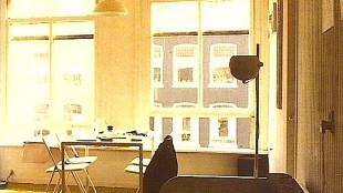 Ron Miltenburg - The Living Room  Eine Amsterdamer Galerie und die achtziger Jahre