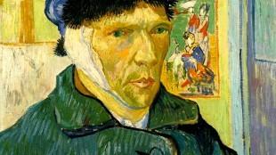 Vincent van Gogh - Self-Portrait with Bandaged Ear